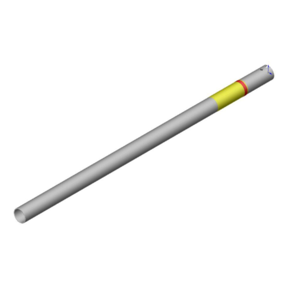 Upper Strut Tube (Short)